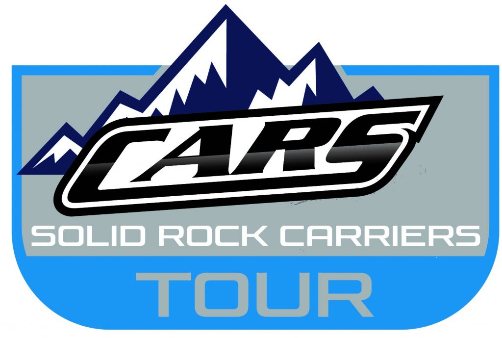 CARS Tour Logo White